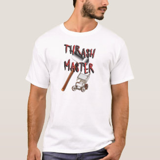 Thrash Master Sprint Car T-Shirt