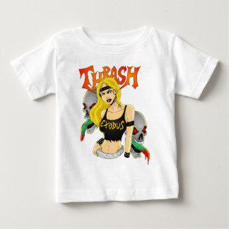 Thrash Metal Baby T-Shirt