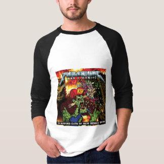 THRASHING LIKE A MANIAC Official Shirt