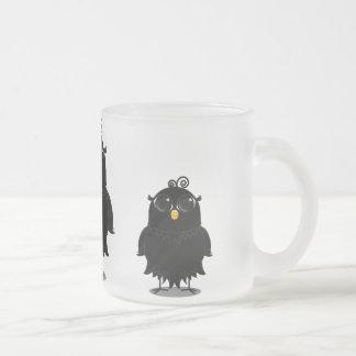 Three Birds, One Cup Coffee Mugs
