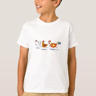 Three Chicks T-Shirt