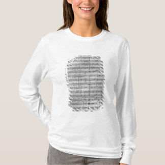 Three Lieder T-Shirt