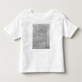 Three Lieder Toddler T-Shirt