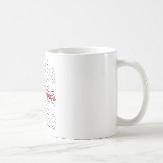 Three Lions St George's Cross Coffee Mug