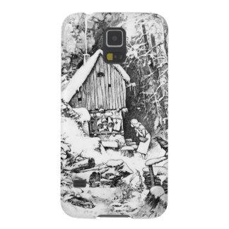 Three Little Men vintage Samsung Gallaxy S5 case Galaxy S5 Covers