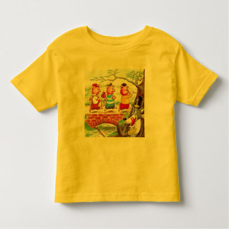 Three Little Pigs Tshirt
