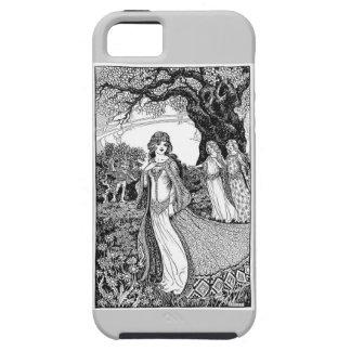 Three Maidens Fair Tough iPhone 5 Case