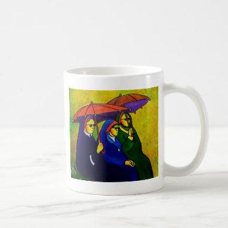 Three Nuns by piliero Coffee Mug