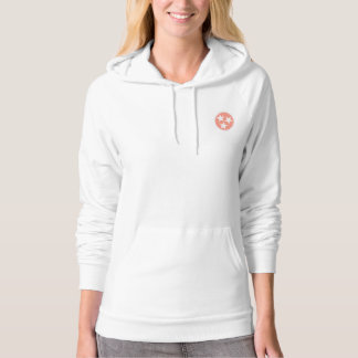 Three Star Tennessee State Flag Hoodie