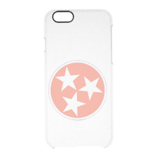 Three Star Tennessee State iPhone case