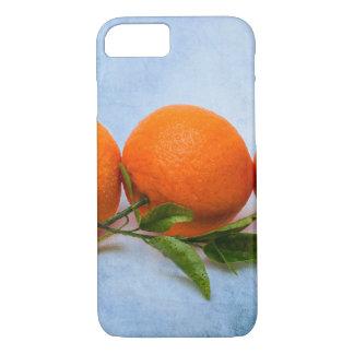 Three Tangerines Apple iPhone 7 Case