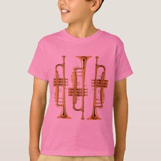 Three Trumpets T-Shirt