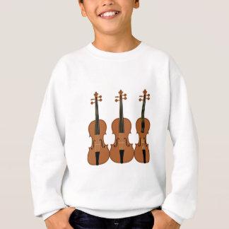 Three Violins Sweatshirt