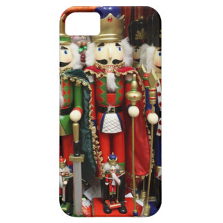 Three Wise Crackers - Nutcracker Soldiers iPhone 5 Case