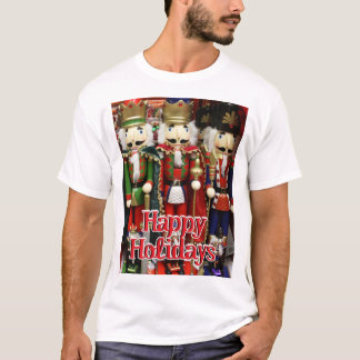 Three Wise Crackers - Nutcracker Soldiers T-Shirt