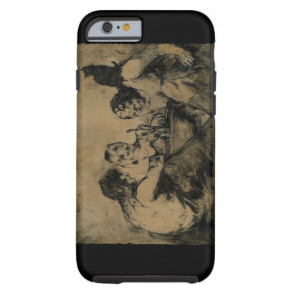 Three Witches brew Tough iPhone 6 Case
