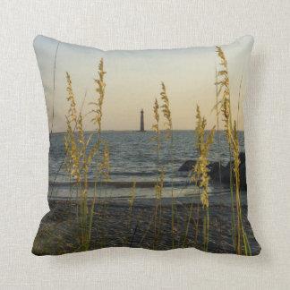 Through The Sea Oats Cushion