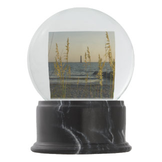 Through The Sea Oats Snow Globes