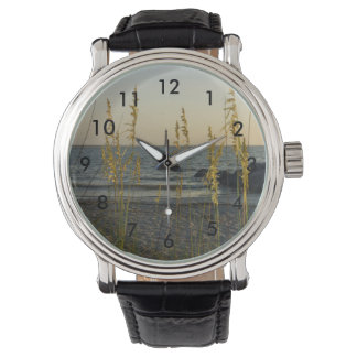 Through The Sea Oats Wristwatch