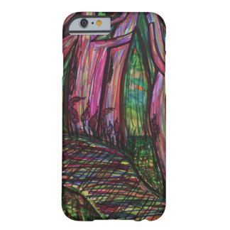 Through the woods barely there iPhone 6 case