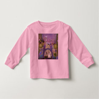 Thumbelina Queen of the Flowers Fairy Tale Shirt