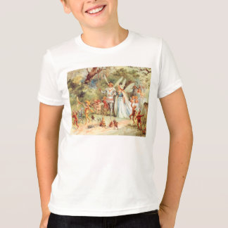Thumbelina's Wedding in the Forest T-Shirt