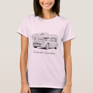 Thunderbird Generations T-Shirt