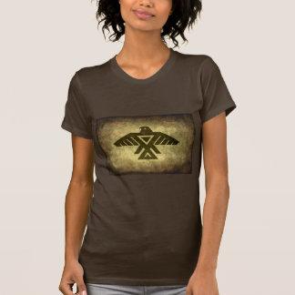 Thunderbird - Vintage parchment texture T-Shirt