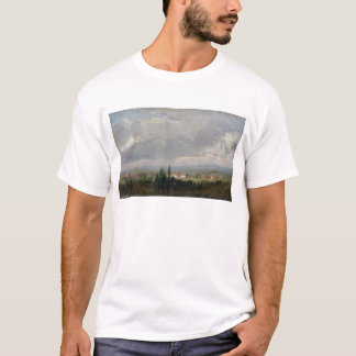 Thunderstorm Near Dresden, 1830 T-Shirt