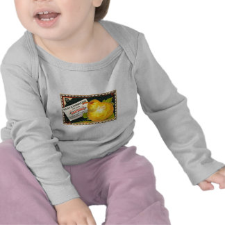 Thurber Pears Vintage Crate Label T Shirts