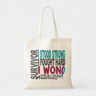 Thyroid Cancer Survivor 4 Bag