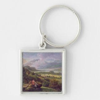 Tiber Valley Key Ring