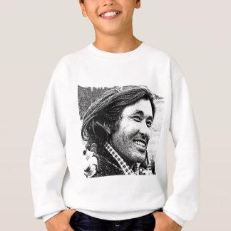 Tibetan man sweatshirt