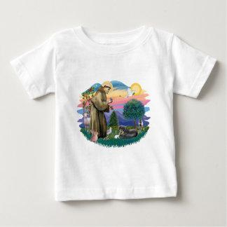 Tibetan Spaniel (tri color) Baby T-Shirt