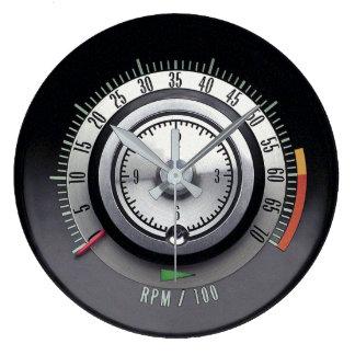 Tic-Toc-Tach GM Wall Clock