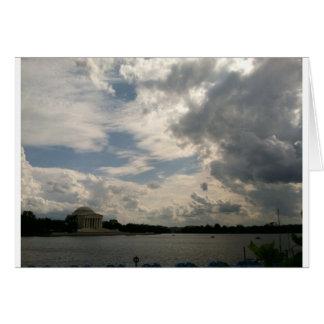 Tidal Basin Card