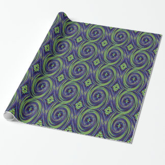 Tidal Wave II Wrapping Paper