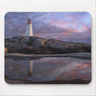 Tide Pool by Lighthouse Mouse Pad