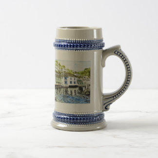 'Tide's In' Stein 18 Oz Beer Stein
