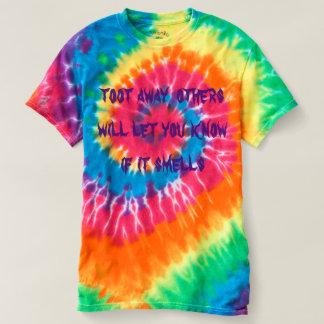 Tie die toots T-Shirt