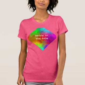 Tie-Dye Abstract T Shirts