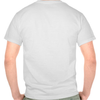 Tie Dye Blue F/B T Shirt