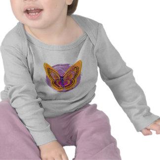 Tie Dye Butterfly T Shirt