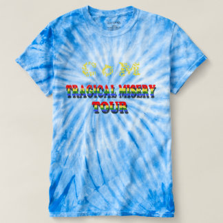 Tie Dye Children of Mourning T shirt