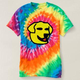 Tie Dye Dog Tee Shirt