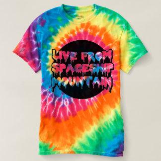 Tie Dye Dual Logo T-Shirt