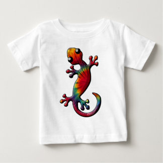 Tie Dye Gecko Lizard T Shirts