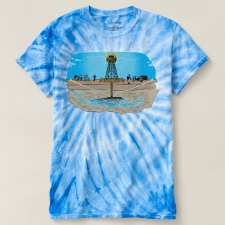tie dye giza wardenclyffe T-Shirt