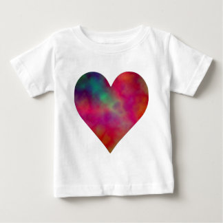 Tie Dye Heart T-shirts