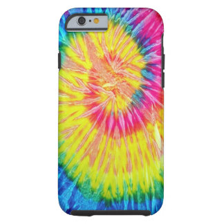 Tie Dye iPhone 6 case Tough iPhone 6 Case